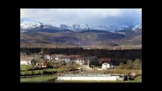 A la orilluca del Ebro en el valle de Campoo