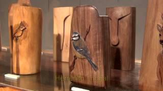 Artesanos de la madera en Campoo *Lalo Ortega