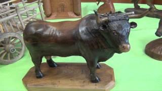 Artesanos de la madera en Campoo: José Rodríguez