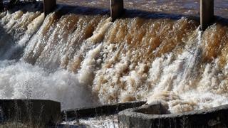 Aumenta el caudal de los ríos campurrianos (10-01-2013)