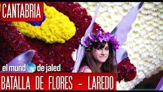 Batalla de flores Laredo | Cantabria