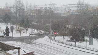 Campoo, entre nieve y frío