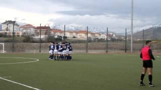 El Campoo Rugby Club no pudo frenar la superioridad de VRAC