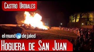 CASTRO URDIALES | Hoguera de San Juan ¡Qué bonito es Castro!