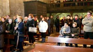 Cervatos festejó a su patrón, San Blas