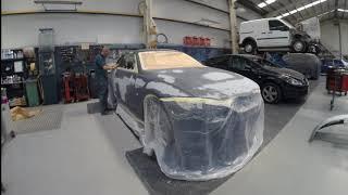 Chisco Motor Bosch Car Service: Chapa y Pintura