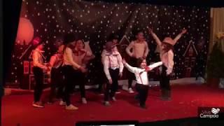 El Colegio Casimiro Sainz de Matamorosa festeja la Navidad