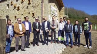 Concluye la primera fase del Centro Tecnológico de la Miel de Corconte