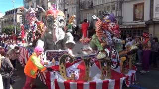 Desfile de carrozas artísticas 2013