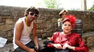 Día de rodaje del corto 'Porsiemprejamón'