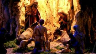 El Belén de los Carmelitas Descalzos (Reinosa)