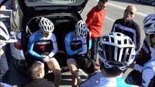 El equipo Specialized-Fundación Alberto Contador sigue cosechando victorias