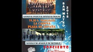 Encuentro de bandas de música de Reinosa y Medina de Pomar