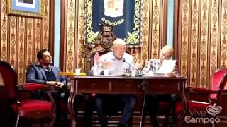 El equipo de Gobierno de Reinosa explica a REC los costes del Impluvium