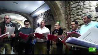 La Esperanza cantó la misa del Día de Reyes