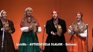 Gala fin de curso 2015/16 de la Escuela de Folclore Luis García