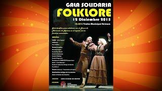 Gala Solidaria de Folclore (Reinosa, Diciembre- 2015)