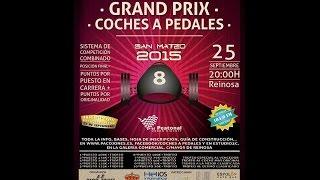 Grand Prix de Coche a Pedales Reinosa 2015