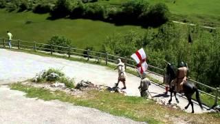 III Encuentro de Recreación Medieval en el Castillo de Argüeso