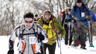 IV Marcha de esquís y raquetas al pico Liguardi