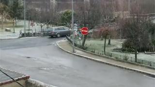 La nieve regresa a Campoo (13-01-2013)