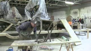 Las Carrozas de Reinosa, setenta años de arte sobre ruedas