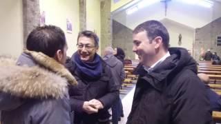 Mataporquera sale a la calle para honrar a Santa Eulalia