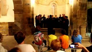 Música románica en Villacantid, Bolmir y Cervatos