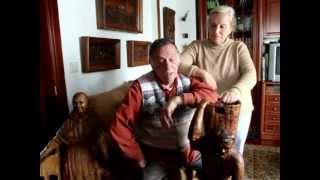 Pablo González, el artesano campurriano que da vida a la madera