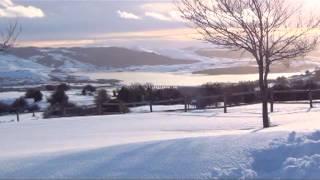 Paisajes nevados de Campoo (II)