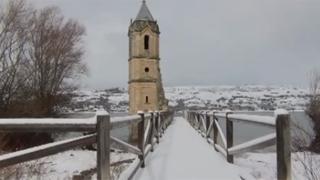 Paisajes nevados de Campoo (IV)