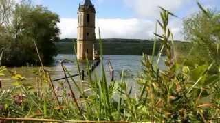 El Pantano del Ebro, al 99% de su capacidad