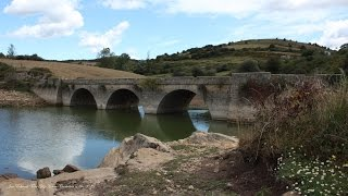 Pantano del Ebro y sus riberas