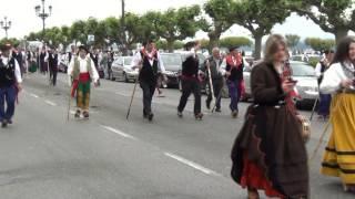 """La """"pasá"""" por las calles de Santander (2014)"""