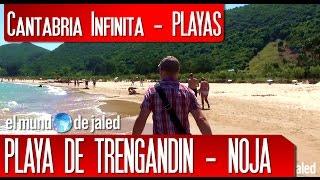 PLAYAS SALVAJES DE CANTABRIA | Playa de TRENGANDIN - Noja
