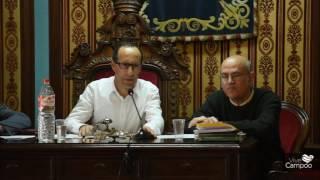El Pleno de Reinosa responde al contencioso-administrativo interpuesto por el alcalde