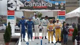 Rally Cantabria 2012 Internacional