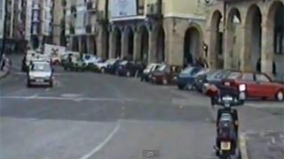 Recorrido por Reinosa (1993)