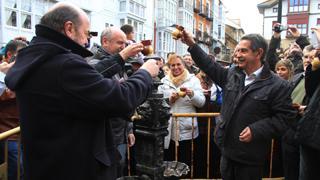Reinosa celebra San Sebastián (2013)