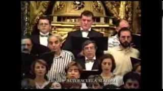 Concierto de despedida de la Coral del Carmen (1996)