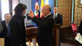 Reinosa entrega sus Medallas de Plata