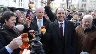 Fiesta de San Sebastián en Reinosa 2014