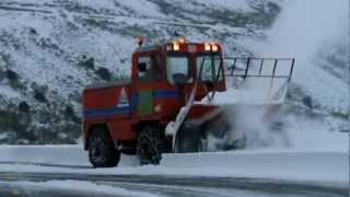Una jornada para disfrutar de la nieve en Campoo
