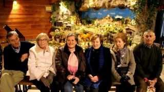 El Belén de los Carmelitas y sus protagonistas