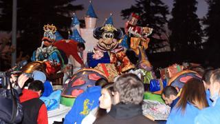 Cabalgata de Reyes en Reinosa (2013)