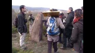 'Cantabria no se vende' de ruta por Valdeolea