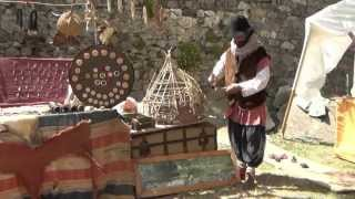 Mercado Artesano-Medieval en el Castillo de Argüeso