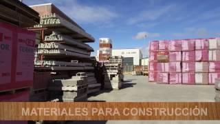 Comercial Campino, materiales de construcción