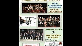 Concierto de Santa Cecilia 2015 en Reinosa