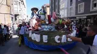 Concurso de Carrozas de San Mateo 2015 en Reinosa